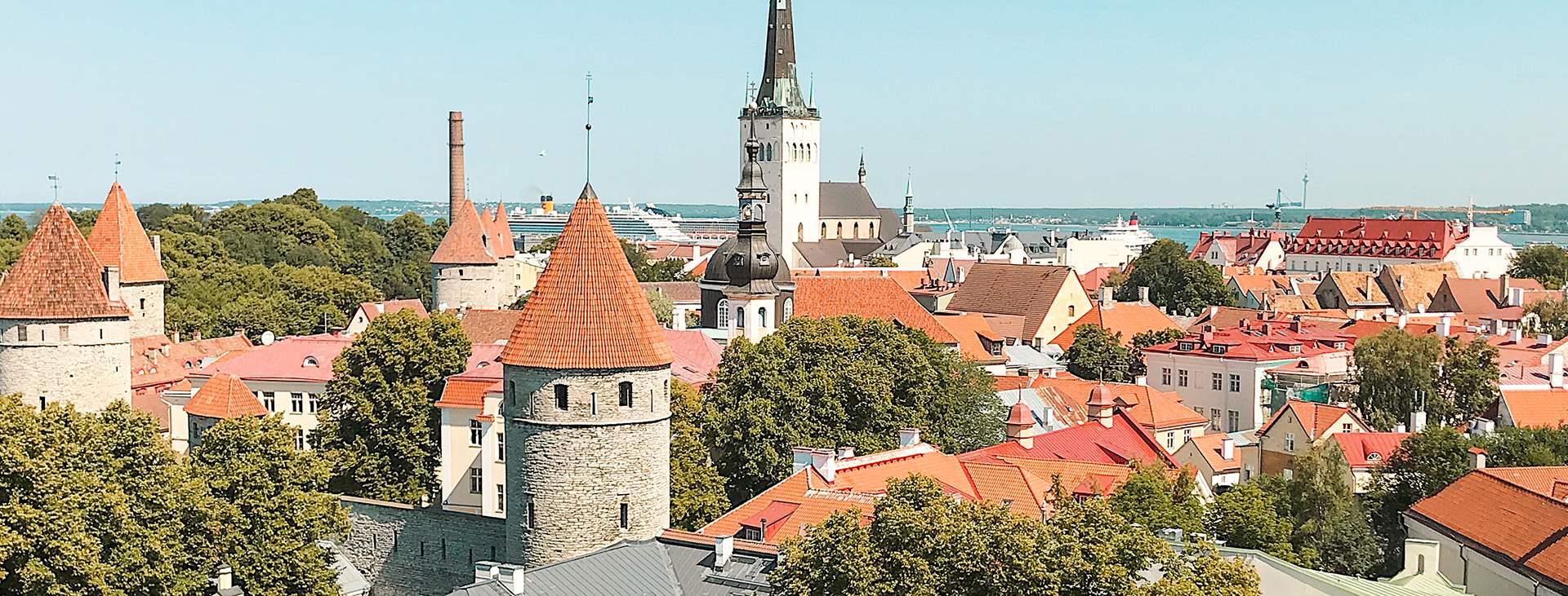 Bestill en reise til Tallinn med Ving