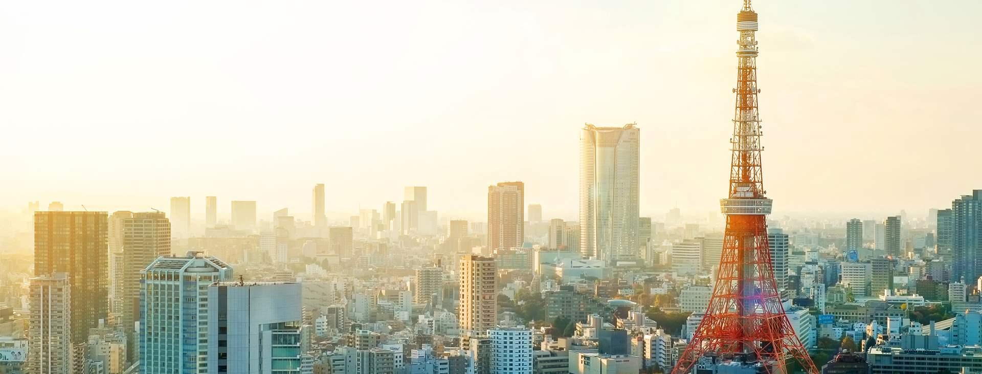 Bestill en reise med Ving til Tokyo i Japan