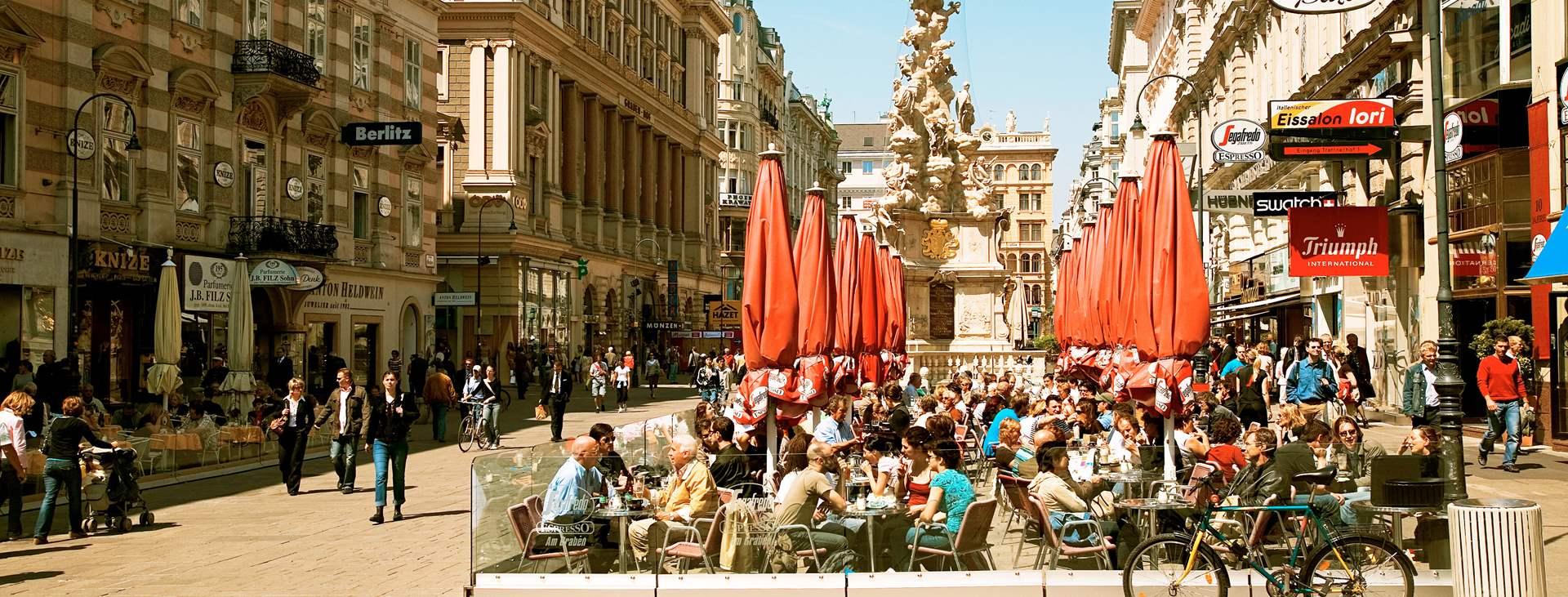 Bestill en reise med Ving til Wien
