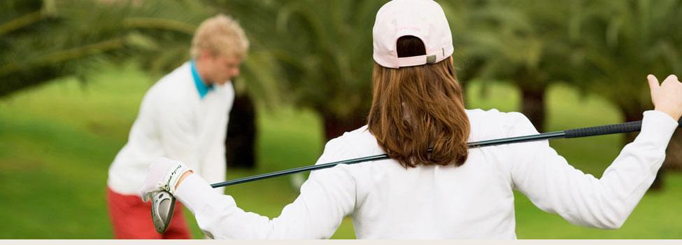 Golfreiser med Ving