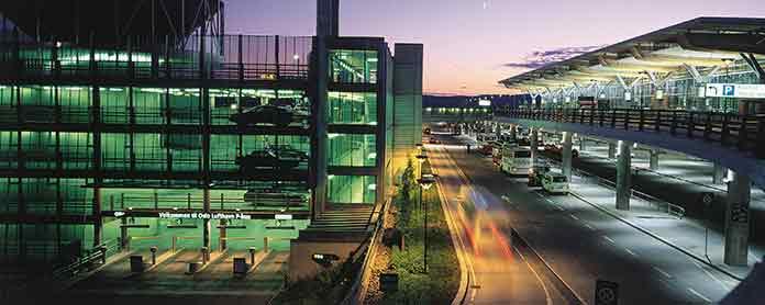 Lufthavnparkering