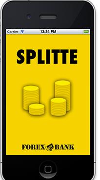 Splitte app