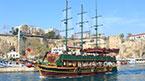 På bøljan blå fra Antalya