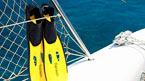 Snorkleutflukt med seilbåten Pirates – kan bestilles hjemmefra