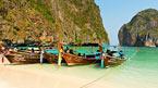Phi Phi Highlights & Sunset Cruise – kan bestilles hjemmefra