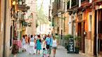 Palma og shopping – kan bestilles hjemmefra