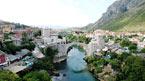 Mostar i Bosnia – kan bestilles hjemmefra